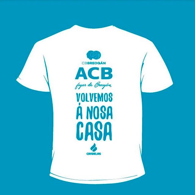 Camiseta Ascenso